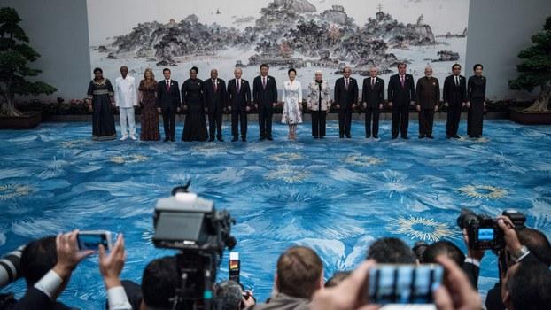 金砖会习近平呼吁团结 期许五国更大影响