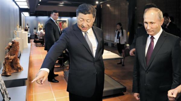 中俄等金砖5国首次共同声明谴责朝鲜