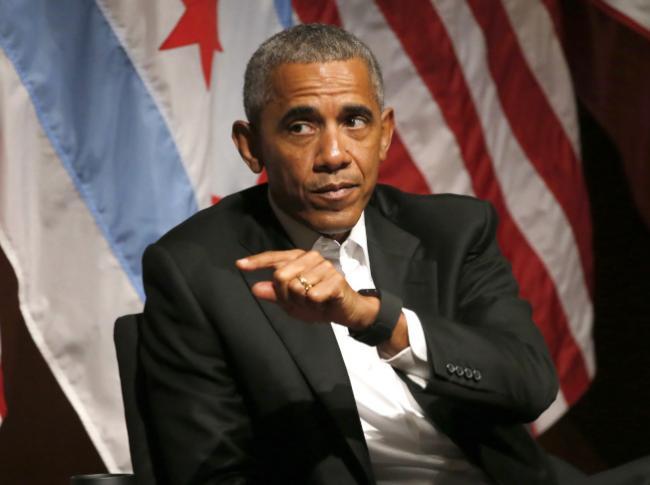 奥巴马发声明批残酷:梦想生没做错任何事