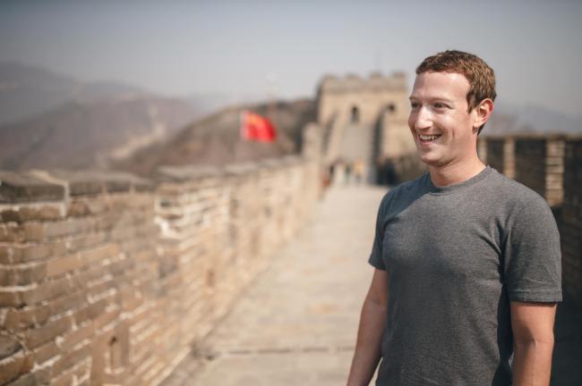 为进军中国拼了 Facebook雇佣前中国官员