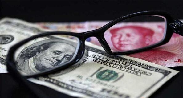 货币战争 在岸人民币一周狂涨近千点