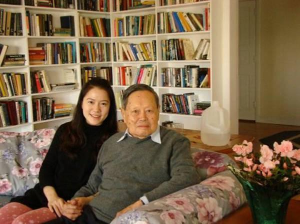 杨振宁在清华的家 一座素白小楼并不豪华