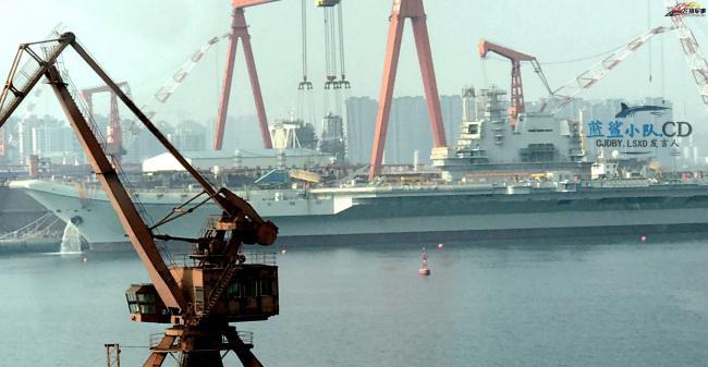 曝海红旗10导弹已经上了新航母