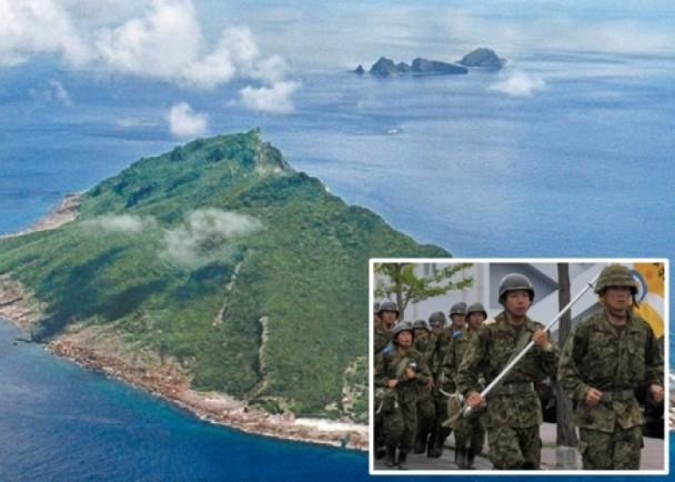 日媒指钓鱼岛控制已被华瓦解 求美出手