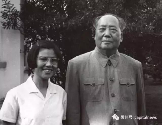王海容和毛泽东沾亲 36岁成外交部副部长