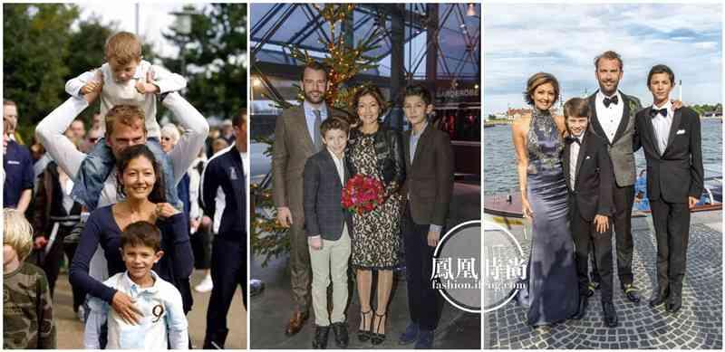 离两次婚的华裔前王妃又出来了 53岁还是那么美