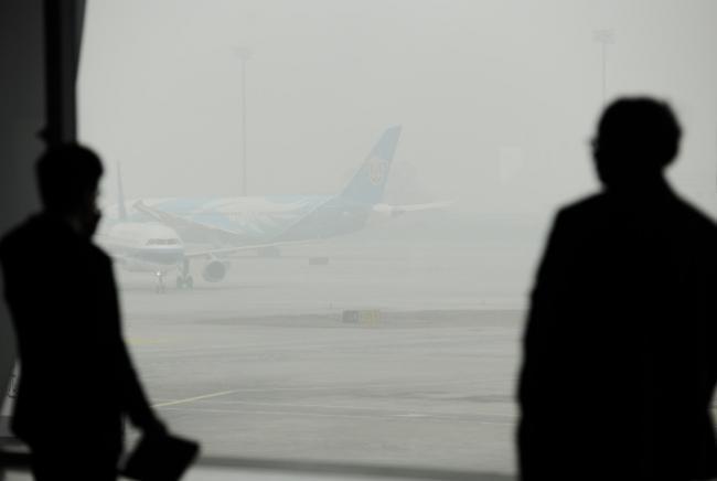 中国航班准点率大提升 全靠它