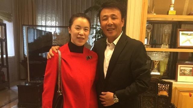 中国女乒王牌患癌多年 富豪丈夫不离不弃