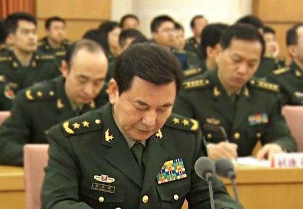 军委委员卸任,4个军队高级岗位连带调整