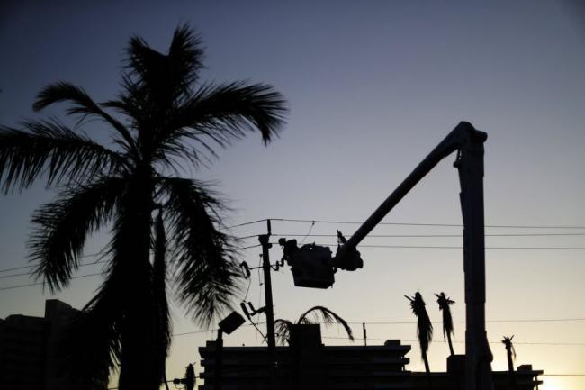 飓风致佛州断电 一养老院热死8名老人