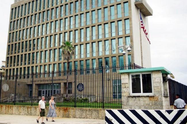 """美国驻古巴使馆21人""""神秘""""脑损伤"""