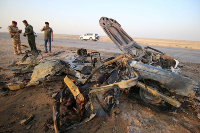 又是IS 伊拉克1天2次恐袭84人死