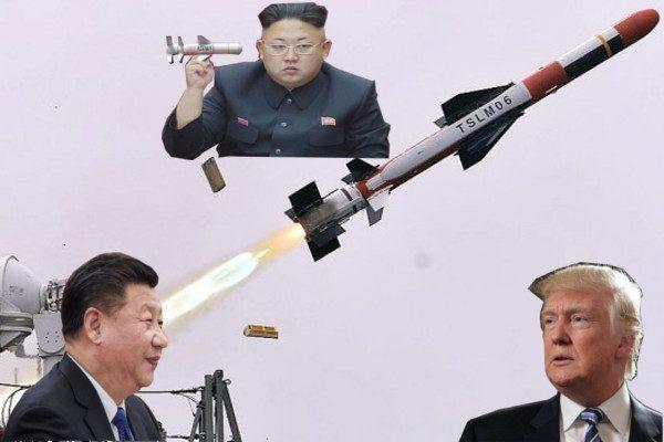 北韩核图谋   世界五大危机之首
