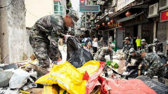 英媒:为什么澳门比香港更容易管制?