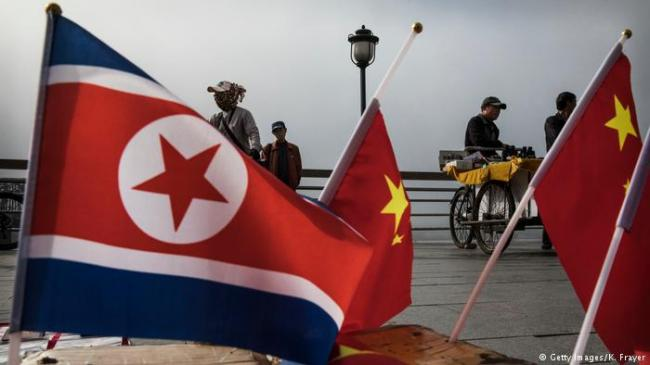 """中国为何不""""抗朝援美""""?"""