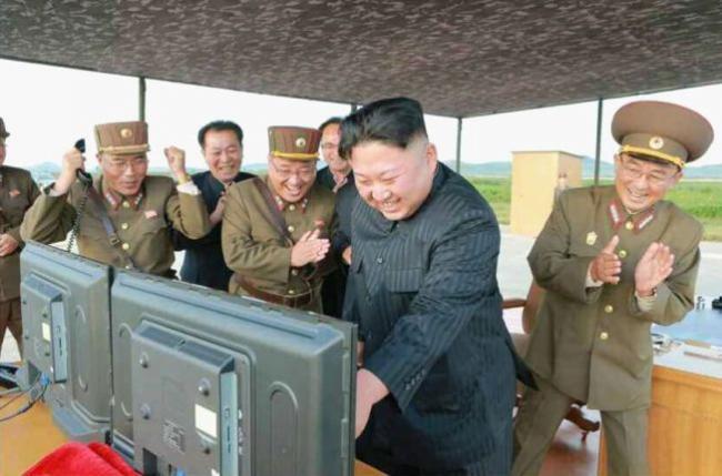 美日为何不击落北韩导弹 真相是……