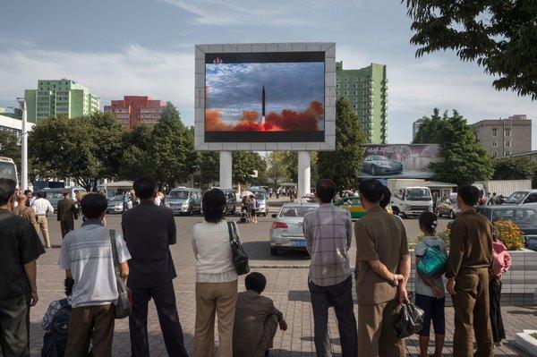情势紧迫!朝鲜已能自主制造导弹燃料