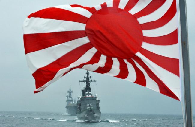 第一岛链战火突起!美国预案让日本挡刀