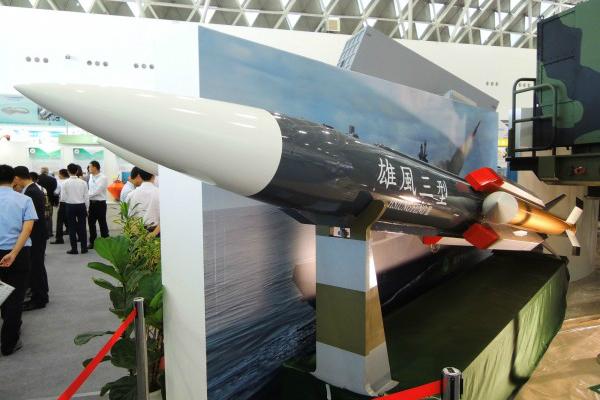 曝台湾将试射可攻大陆的导弹 军方吓出汗