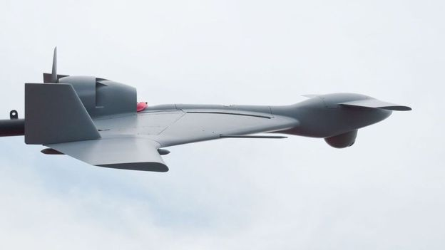 无人机改变未来:中国已产出自杀无人机