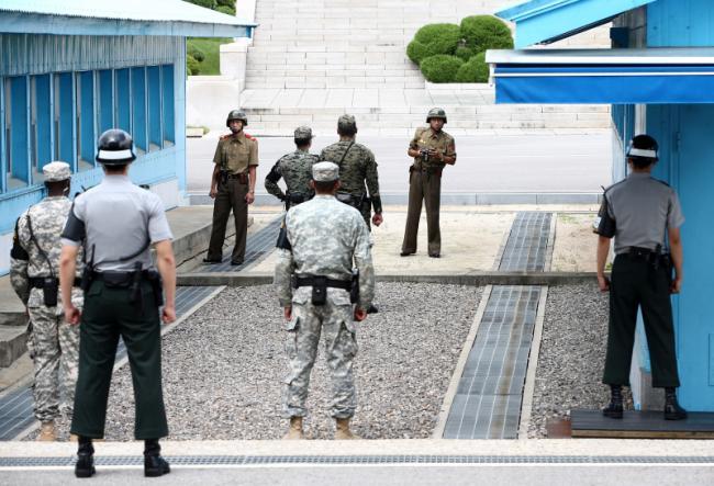 是帮助南韩统一北韩的时候了