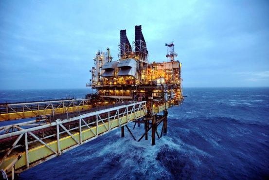 北海突然再度成为石油热土
