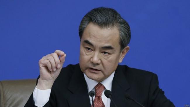 王毅:别借朝核问题来制裁中国