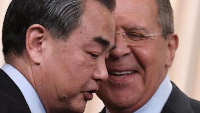 中俄同发声:快截断半岛的恶性循环吧