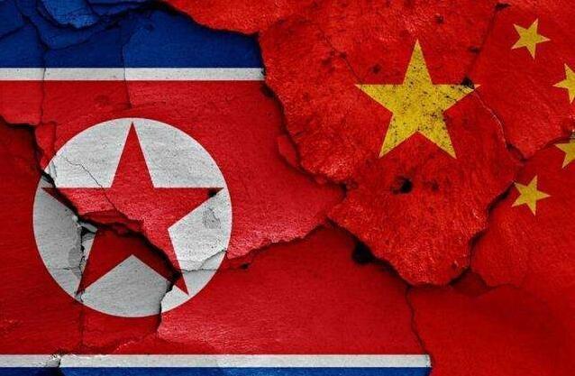 刚刚,中国对朝鲜动真格的了