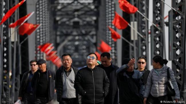 一个中国城市 是如何帮朝鲜忙的