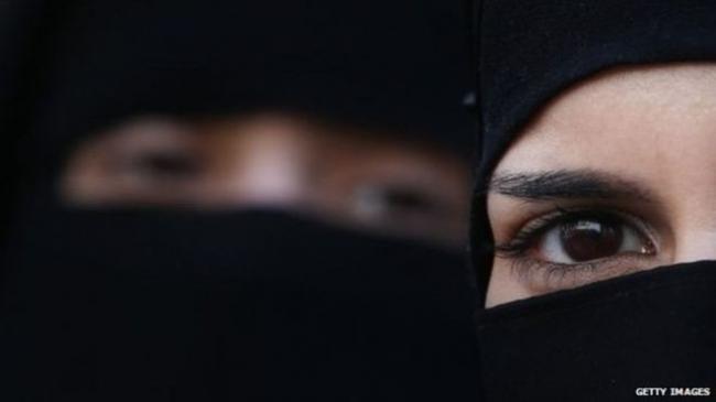奥地利禁止蒙面 7图看懂穆斯林妇女头巾