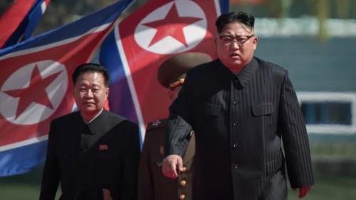 揭秘:中国计划暗杀战争狂人金正恩