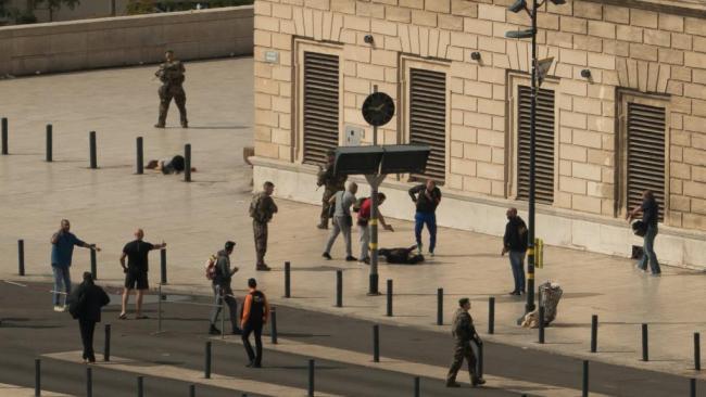 马赛恐袭IS干 嫌凶来自北非有7个假身份