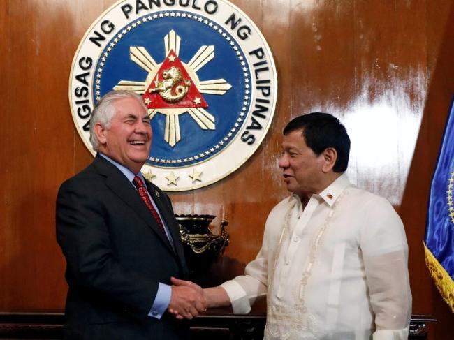 中国承诺未兑现   菲律宾转向美国