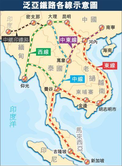 中泰铁路竟受阻!又一次被延期