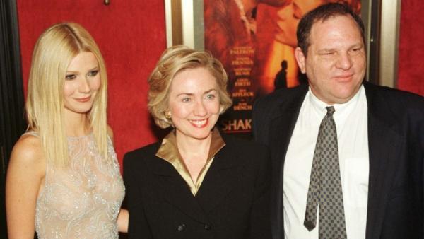 性丑闻被曝的好莱坞偶像 和希拉里关系深厚