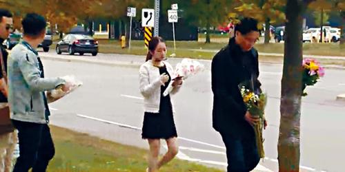 华裔女硕士没在斑马线上过马路 被撞身亡