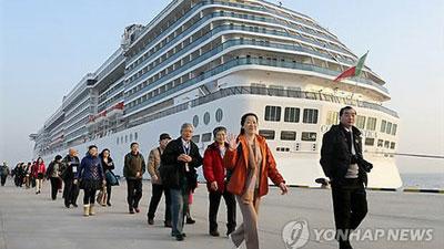 国庆长假抵韩中国游客人数锐减一半以上