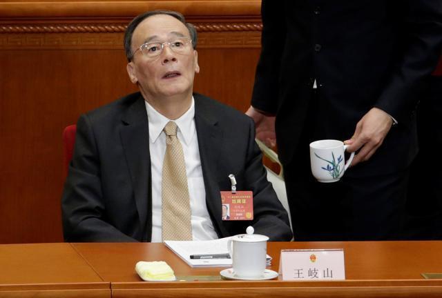 王岐山拒绝接受19大出局 向习近平反击?
