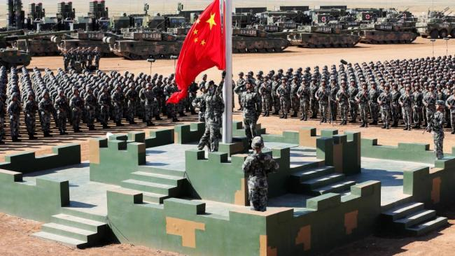 19大前习家军掌控所有军权:军委与5军种