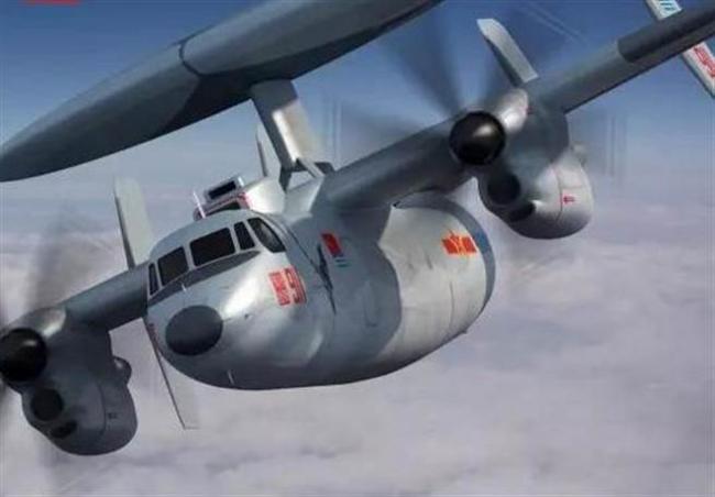 乌克兰引擎给力!空警600大增陆航母战力