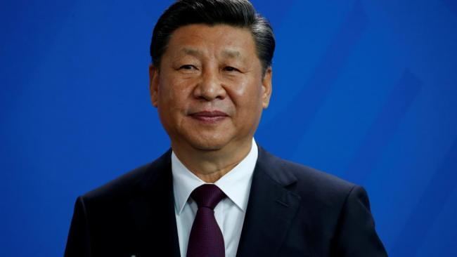 """习近平""""留学美国""""不惜一切救共产主义"""