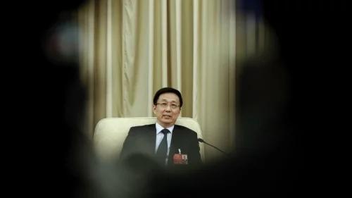 """韩正治上海灾难连连 将""""带重病提拔""""?"""