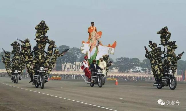 印度又犯二?又出一个对付中国新战场?