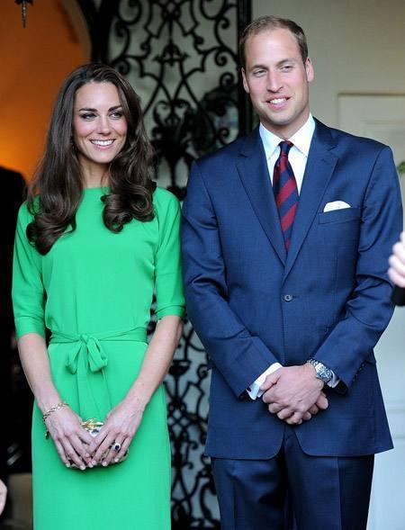 凯特王妃预产期确定  将迎来第3个孩子