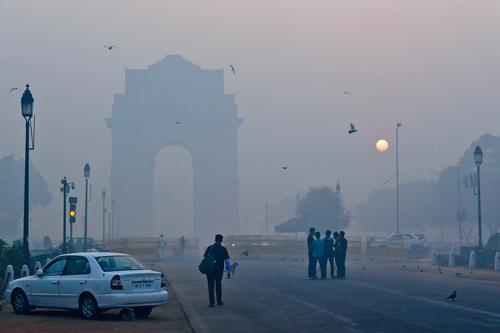 环境污染年致900万人死亡   中国居第二