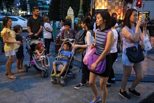 中国女性游客立功  让这国一扫情色恶名