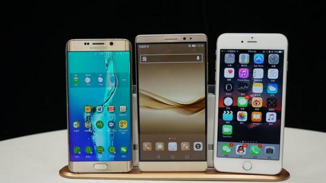 罕见!三星华为都承认与苹果手机有差距