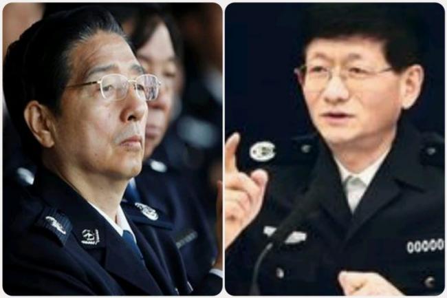 郭声琨掌政法委,孟建柱婉拒国家副主席
