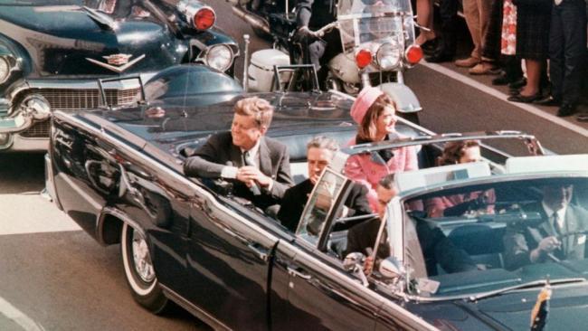 美国为什么公布肯尼迪遇刺秘密档案?
